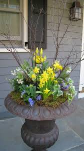 Cool Planters Spring Flower Pot Ideas 122 Cool Ideas For Ideas About Urn
