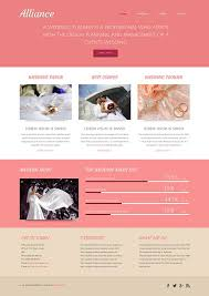 free wedding website 60 beautiful wedding website templates free premium wpfreeware