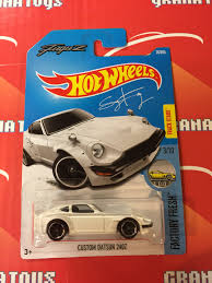 custom nissan 240z custom datsun 240z 76 white 2017 wheels case d new 1