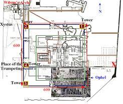 The Warren Floor Plan by Locating Solomon U0027s Temple Chapter Seven