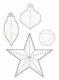 ornament templates template exle