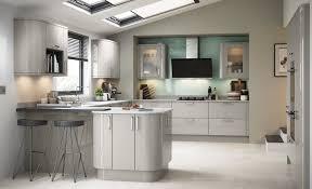 modern contemporary zola gloss kitchen in cashmere kitchen ideas
