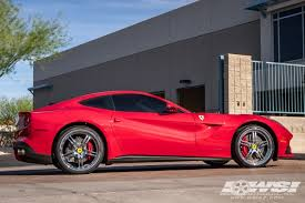 f12 wheels 2016 f12 with 22 gfg forged messina in chrome wheels