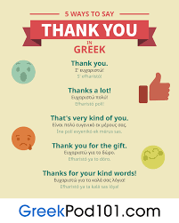 most useful greek phrases audio 101 languages how to say thank you in greek greekpod101