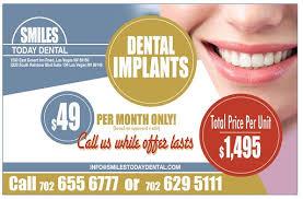 Comfort Dental Las Vegas Smiles Today Dental Las Vegas Full Service Dental