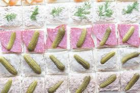 plateau de canapé plateau de canapé froid les délices de jessy de normandie