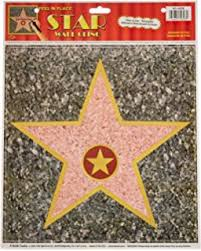 amazon com hollywood walk of fame print your name movie super