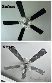 how to paint a ceiling fan custom ceiling fan blades stencil omg brilliant idea ceiling fan