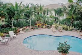 South Florida Landscaping Ideas Download Tropical Pool Landscaping Ideas Garden Design