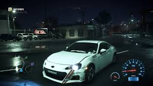Need For Speed Map My Need For Speed 2015 Review Ps4 Driving And Open World Games