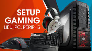 bureau informatique gamer tout le mon setup gaming 2016 bureau pc périphériques composants