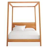 Modern Canopy Bed The Rogan Canopy Bed U0027s Clean Lines Are A Streamlined Update To A