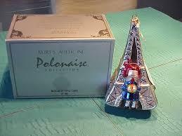 kurt adler polonaise ornament madeline by eiffel tower w