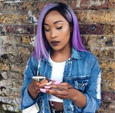pictures of people who colored their hair with loreal feria b16 7 times black women rocked bold colored hair to remind us that there