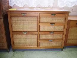wicker basket nightstand wicker nightstand for young urban