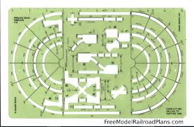 Operating Room Floor Plan Layout by Designing A Track Plan For An O Gauge Model Railroad Layout U2013 Free