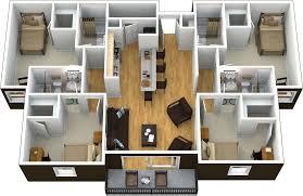 4 bedroom x 4 bathroom