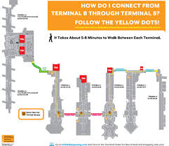 lax gate map how does it take to change terminals at lax travel codex