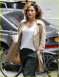 jennifer lopez has that u0027short hair don u0027t care u0027 attitude photo