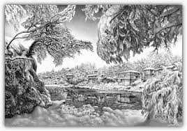 amazing pencil drawings of nature amazing pencil drawings of