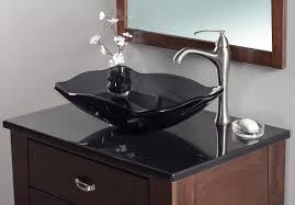 novatto oblong glass rectangular vessel bathroom sink u0026 reviews