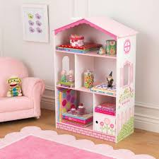 biblioth鑷ue chambre fille bibliothèque maison de poupée pour enfant