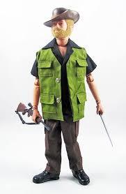 safari vest green elite brigade vintage vibe loucos por