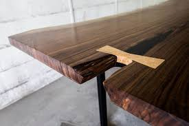 Live Edge Boardroom Table Modern Black Walnut Live Edge Dining Conference Table U2014 Hardwood