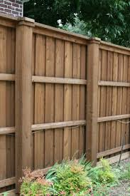 wooden fences wood fence cedar fence picket fence fence authority