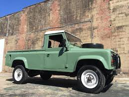 land rover 1992 vintage land rover 110 u2013 relic imports land rover defenders and