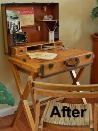 Hemingway Desk Destinations Vintage Upcycled U0026 Repurposed Stuff Extreme