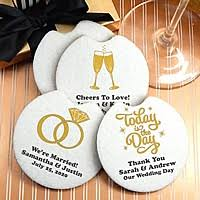 wedding coasters personalized wedding coasters wedding photography