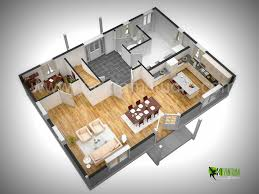 floor plans craftsman detailed floor plan model max obj house plans modern craftsman