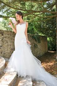 robe mari e sirene dentelle 36 meringue robe de mariage robe de mariée fourreau sirène robe de