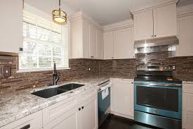 Backsplash For Kitchen With Granite Alaska White Granite Countertops Design Cost Pros And Cons