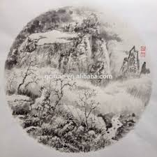 chinese ink and wash scenery painting for home decoration buy