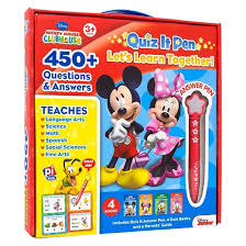 quiz mickey mouse clubhouse target