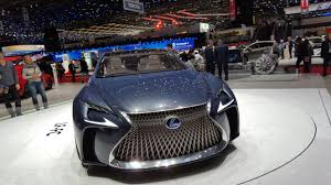 lexus is electric car top 6 hottest electric cars at the 2016 geneva motor show the
