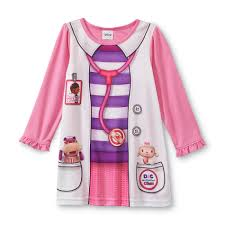 Baby Boy Clothes Target Disney Doc Mcstuffins Toddler U0027s Nightgown Lab Coat