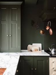 Kitchen Cabinets Green Best 25 Green Kitchen Inspiration Ideas On Pinterest Teal