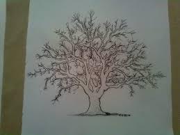 dead oak tree sketch by gurchiek t0ph3r on deviantart