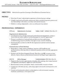 Example Resumes For Administrative Assistant by Sample Resume Achievements Administrative Assistant Resume