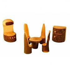 cuisine jouet bois meubles de la maison de lutins la cuisine jouet en bois rondin