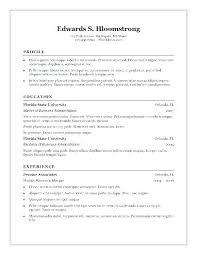 resume templates 2016 word resume template 2016 cliffordsphotography com