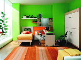 Modern Kids Bedroom Furniture Box Green Light Plain Modern - Modern kids room furniture