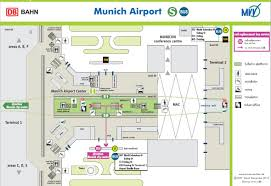 Dfw Terminal Map Muc Munich Airport Page 5 Skyscrapercity