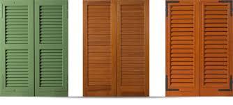 persiana in legno infissi rb bertoli