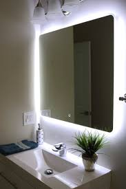 bathroom mirror and lighting ideas bathroom mirror led lights lightings and ls ideas jmaxmedia us
