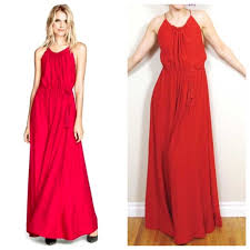 h u0026m h u0026m beautiful red maxi dress from juliana u0027s closet on poshmark