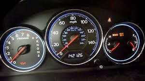 honda hrv warning lights honda civic 2003 dashboard lights flicker youtube